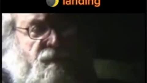 Stanley Kubrick Admits Filming Fake Moon Landing