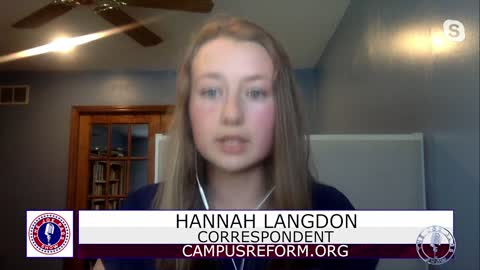 Campus Reform's Hannah Langdon Talks About Transgender Ideology in Schools