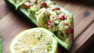 Lowcarb Lobster rolls