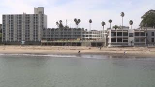 Santa Cruz, CA — Cowell Beach