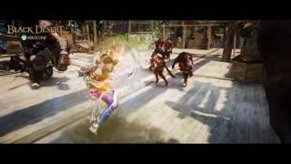 Black Desert - New Class Mystic Update Gameplay Trailer