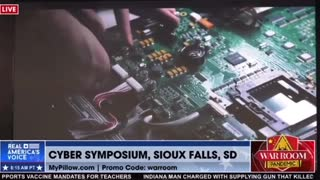 Lindell Cyber Symposium Opening Video - ELECTION FRAUD!!!
