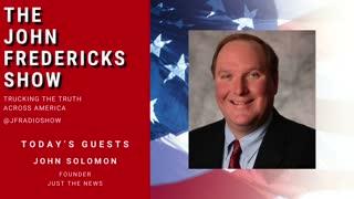 John Solomon: GA Ballots Altered by Hand in Fulton County