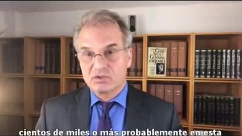 El abogado Reiner Fuellmich, presenta demanda internacional contra la OMS