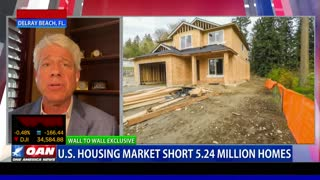 Wall to Wall: Mitch Roschelle on housing market
