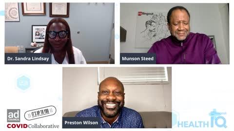Health IQ with Dr. Sandra Lindsay and Preston Wilson