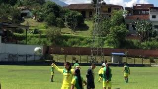 Ellas son las chicas que jugarán la Liga Femenina con el Atlético Bucaramanga