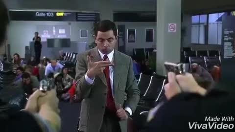 Mr. Bean funny vedio