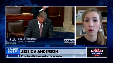 Securing America with Jessica Anderson - 08.30.21