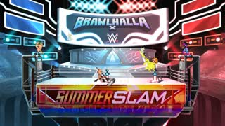Brawlhalla x WWE Crossover Reveal Trailer