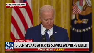 Biden has a list of reporters to call on