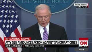 Jeff Sessions Threatens Sanctuary Cities