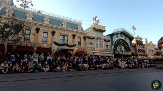 Disney Christmas parade 2019