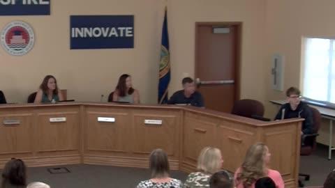 Idaho dad shreds local school board over critical race theory