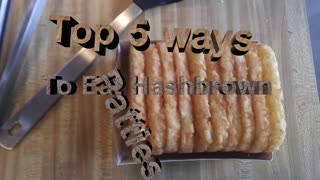 Top 5 Hash Browns