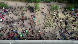 U.N. 'disturbed' by U.S. treatment of Haitian migrants