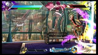 BlazeBlue Cross Tag Battle again p2