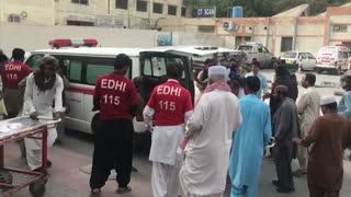 Atentado en Pakistán deja al menos 70 muertos