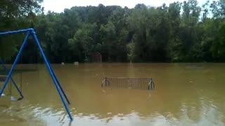 Canal Fulton 2013 Park Flood