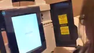 Hacking A Dominion Voting Machines In 2 Minutes