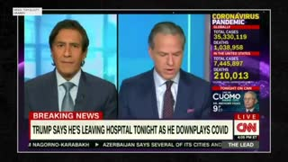 The media melts down over Trump's recovery from coronavirus