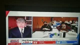 Rod Blagojevich explains voter fraud