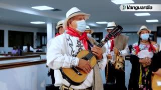 Comienza el Festival Nacional de la Guabina y el tiple de Vélez