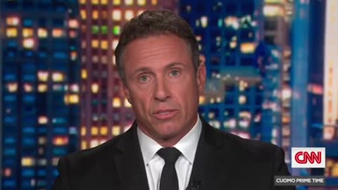 SEE THIS: Chris Cuomo Addresses His Brothers Resignation For The First Time.