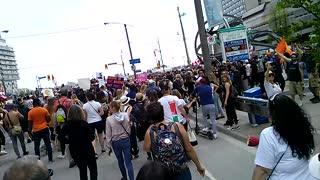 Freedom Rally Toronto