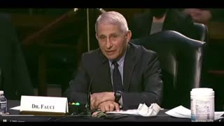 Senator Paul Was Right About Fauci's Mask Theater