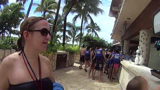 Xel-Ha Park Lagoon Mexico Carribean Part 4