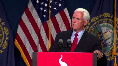 Pence 'may never see eye to eye' with Trump on Jan. 6