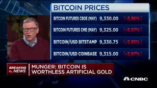 Bill Gates The Bitcoin Panic of 2021