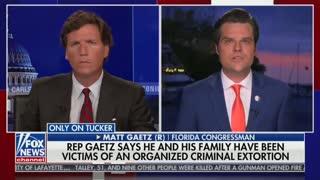 Matt Gaetz Responds To Sex Trafficking Allegation
