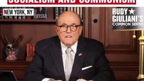 Rudy speaks e144