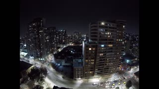Nightlapse Santiago - Chile