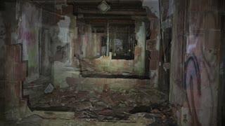 Jemison Center Abandoned Mental Hospital Northport, Alabama