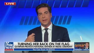 Jesse Watters responds to Gwen Berry