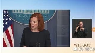 Jenn Psaki ADMITS that Joe Biden is a PUPPET