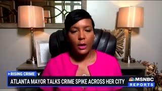 Atlanta Mayor Blames Crime Wave on Georgia Ending Lockdowns