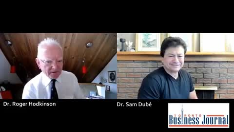 Part 1 - Dr. Roger Hodkinson Discusses Fear and the Pandemic
