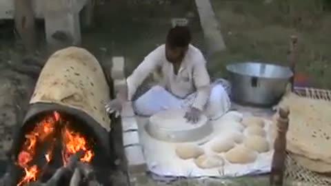 how to make roti