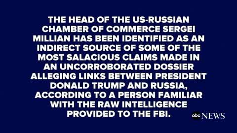 ABC News Interview of Sergei Millian | The Washington Pundit