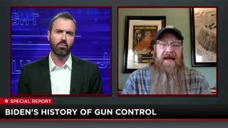 EXPOSED: Joe Biden's Radical Record on Gun Control