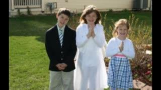 Elise First Communion