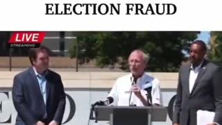 Georgia Audit Revealing More Evidence Of Election Fraud!