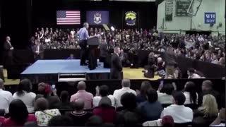 Barack Obama corrupt