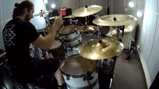 he Horn Cape - Dagoba [Drum Cover by Thomas Crémier] (HD)