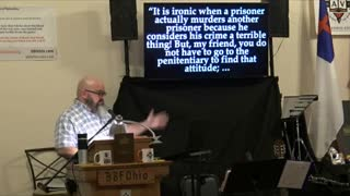 030 The Law of Liberty (James 2:10-13) 2 of 2