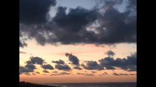Crystal Beach (Texas) Before Sunrise